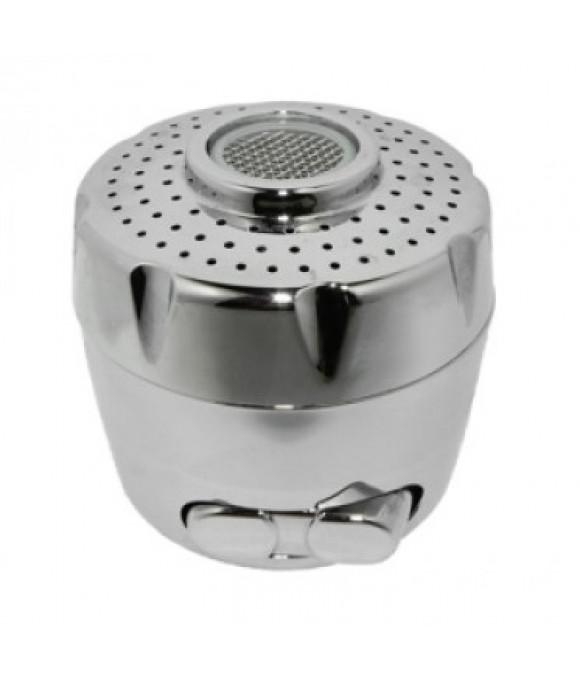 DK-563A  голова на гибкий излив для кухонного смесителя (хром)
