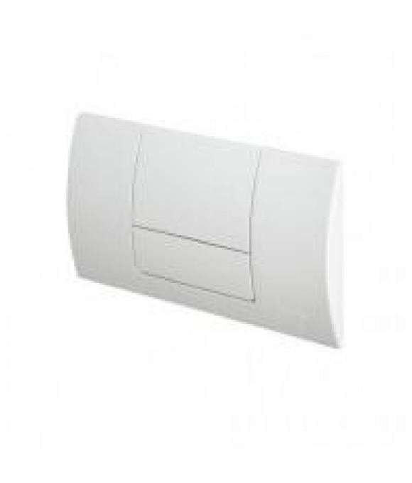 Инсталляционная кнопка альпийский белый прямоуг. Viega  [Standard 1 / 8180.1]