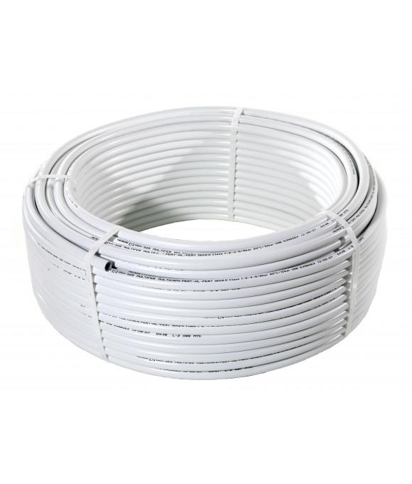 Труба металлопластиковая  20х2,0 Pert/Al/Pert (Испания) IMPERIAL