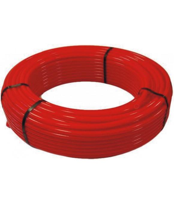 Труба сшитый полиэтилен 16х2,0 PE-Xa/EVOH пятислойная с кислор. барьером (Испания) IMPERIAL красная