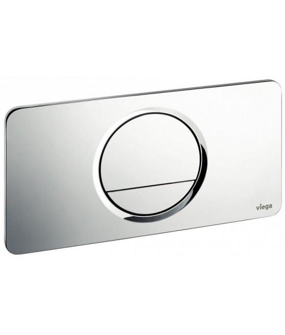 Инсталляционная кнопка хром. круглая Viega  [Visign for Style 13 / 8333.1]