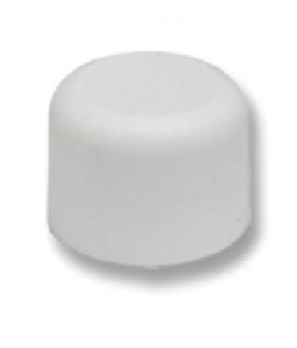 Белая  заглушка   ф 25 Imperial