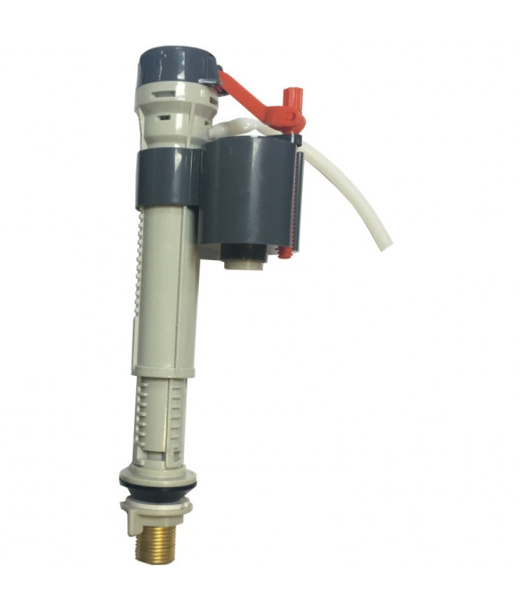 GZ A02М  Клапан  для бачка с нижней под. 1/2 (МЕТАЛЛ)
