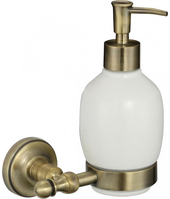 GZ 31021 D  Дозатор для житкого мыла БРОНЗА