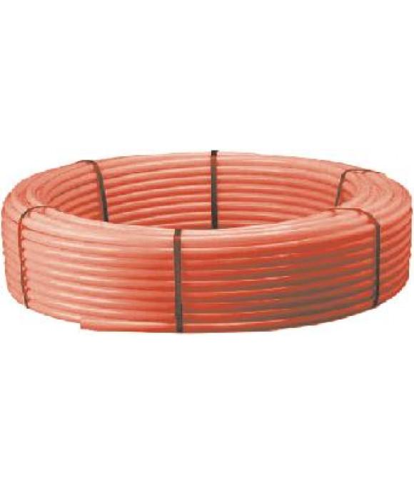 Труба сшитый полиэтилен с кислородным барьером ф16x2,0 RBM PE-Xa/EVOH (Италия) цвет крас.