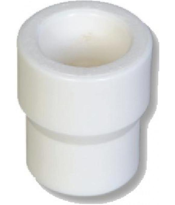 Белая  муфта переходная ф  32-25 Imperial