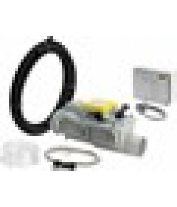 Канализационный обратный клапан  (2 заслонки) с защитой от зат. ф150 Viega