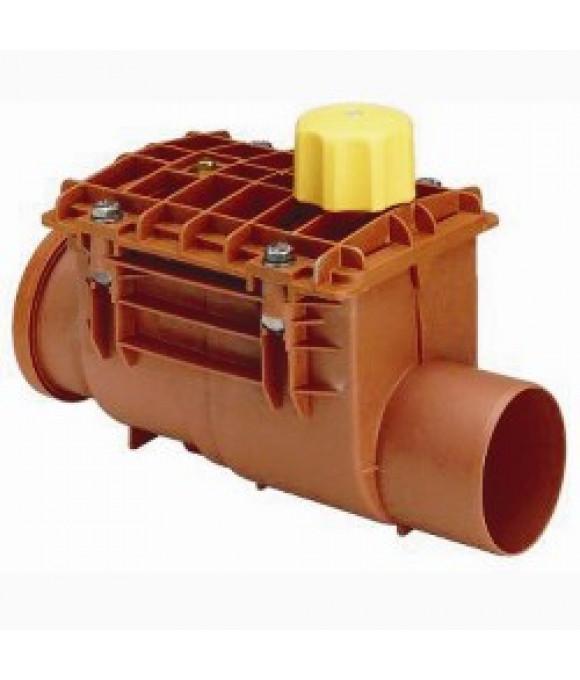 Канализационный обратный клапан ф110 Viega