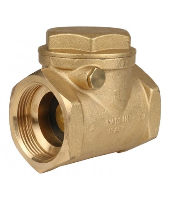 """Горизонтальный обратный клапан 1""""1/4 ViEiR (60/шт) ZH682"""
