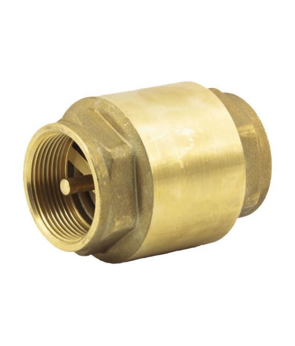 """Обратный клапан с металл 1"""" г.г. ViEiR  (64/8шт) ZH675"""