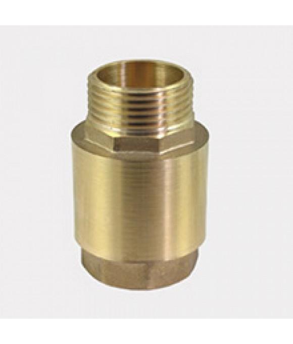 """Обратный клапан с металл 1"""" ГхШ ViEiR  (64/8шт) ZHM675"""