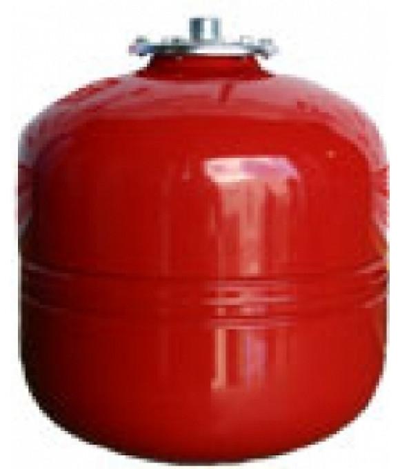 Бак для отопления 8л. 3/4 красный Wester (0-14-0020)