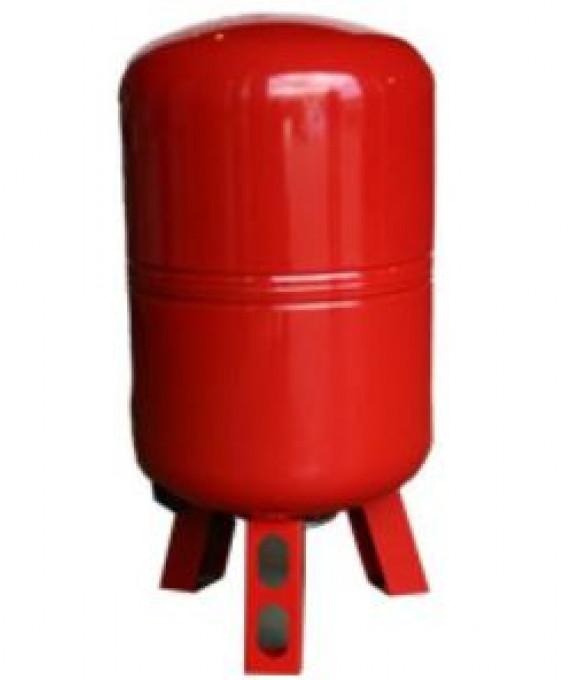 Бак для отопления  50л. 3/4 красный вертик. на ножках Wester (0-14-0100)