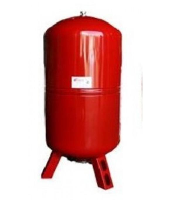 """Бак для отопления 100л.  1"""" красный вертик. на ножках Wester (0-14-0140)"""