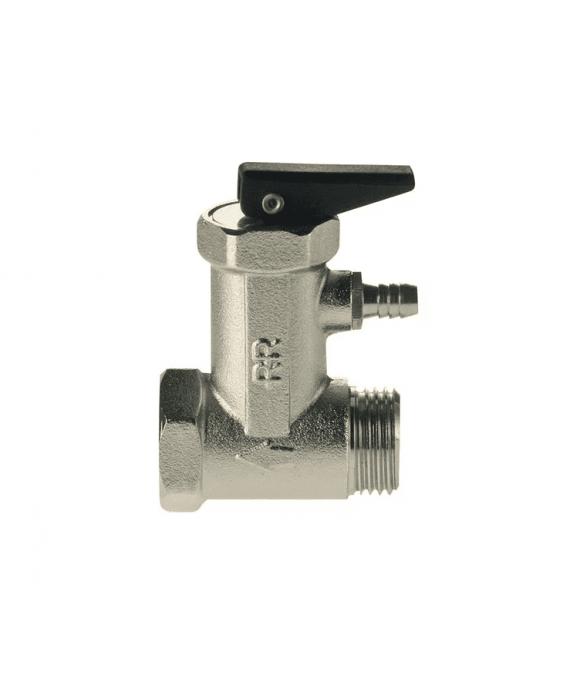 413P812RR Обратный клапан для бойлера с кур. 1/2 REMER