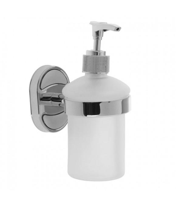 31027 Дозатор жидкого мыла настенный HANSEN (20/1шт)