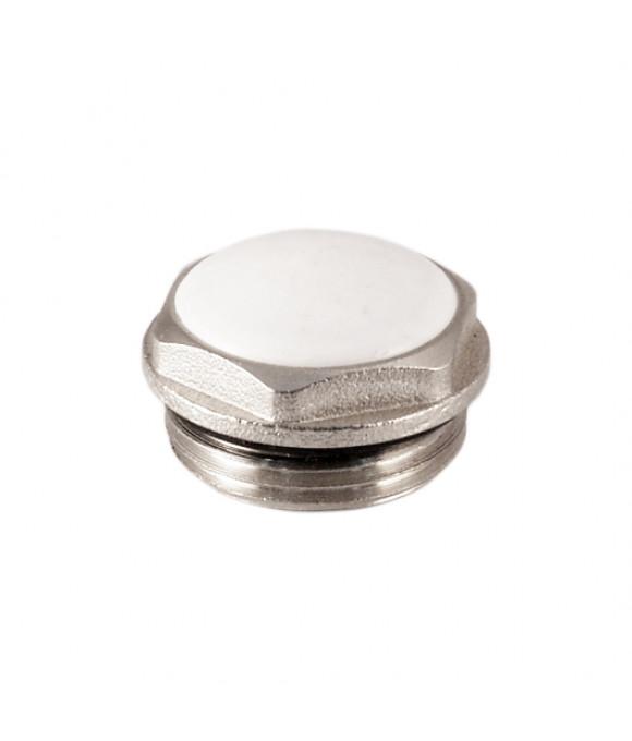 Заглушка  ДЛЯ  радиатора с резиновым уплотнителом  1/2  ViEiR VRD15