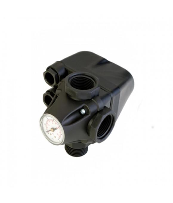 Реле давления со встроенным манометром ViEiR VER-9.1