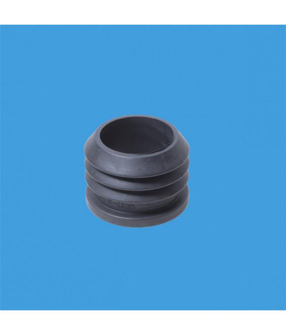 Переход резинов. ф32-25мм (манжета) McALPINE черный FLEXCONN-3225