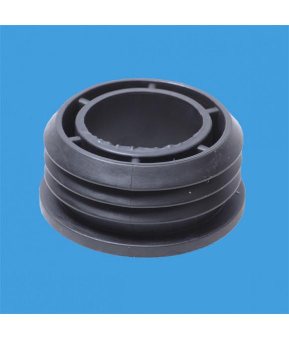 Переход резинов. ф40-32мм (манжета) McALPINE черный FLEXCONN-4032