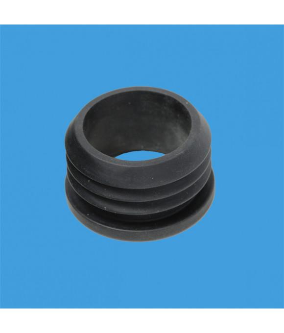 Переход резинов. ф50-40мм (манжета) McALPINE черный FLEXCONN-5040