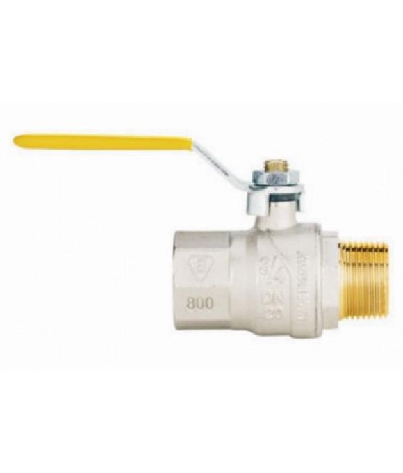Кран  FIV шаровой для газа   3/4 г/ш Р-ка (Италия)