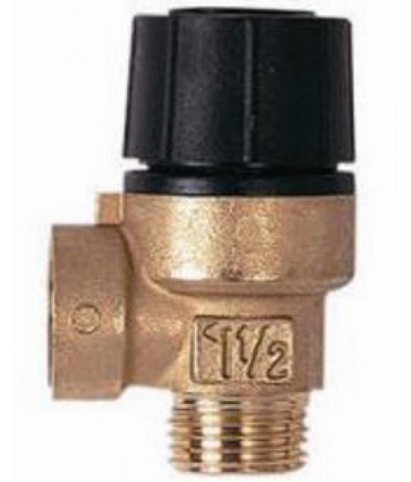 Предохранительный клапан  1/2- 6bar г/г FIV