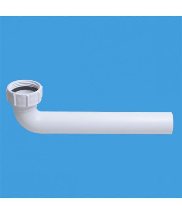 ТРУБА  Отводная 90* (внут. 11/4-32мм) длина 212ммMcALPINE HC12-32
