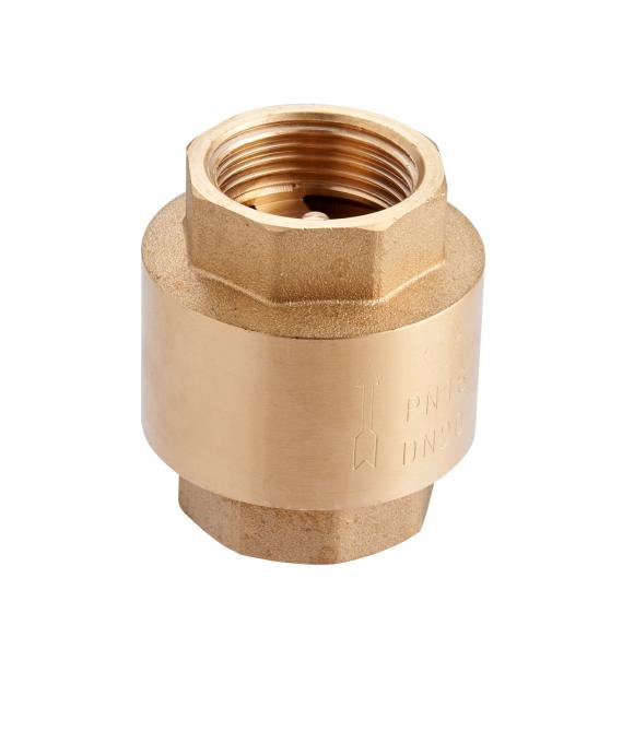 """CV.320.04 Обратный клапан с латунным сердечником 1/2"""""""