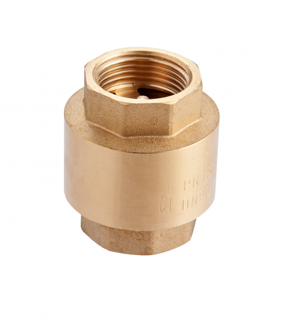 """CV.320.05 Обратный клапан с латунным сердечником 3/4"""""""