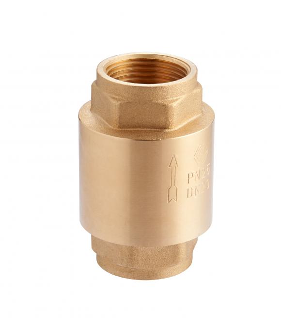 """CV.425.06 Обратный клапан усиленный с латунным сердечником 1"""""""
