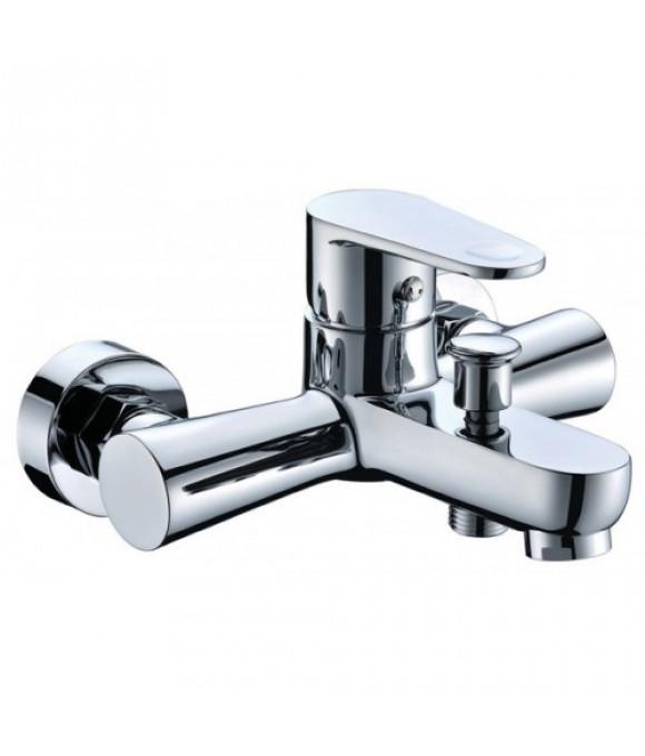 55222  KAISER County ванна к/н, однорукий с душем
