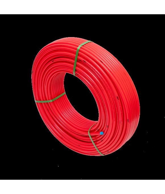 PE.220.04 Труба из сшитого полиэтилена MVI  PEX-а с антикислородным барьером, толщина стенки 2,0 мм