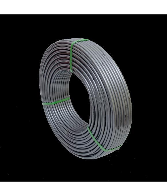 PE.410.05 Труба из сшитого полиэтилена MVI  PEX-а с антикислородным барьером и повышенной термостойк