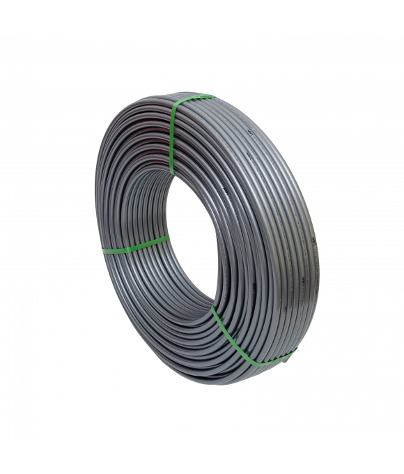 PE.405.06 Труба из сшитого полиэтилена MVI  PEX-а с антикислородным барьером и повышенной термостойк