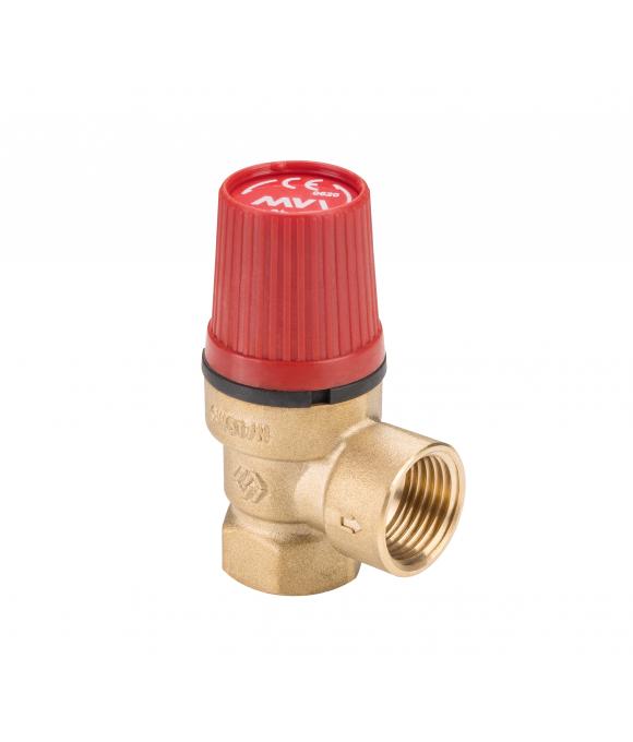 SE.625.04 Клапан предохранительный MVI  1/2*2,5 bar