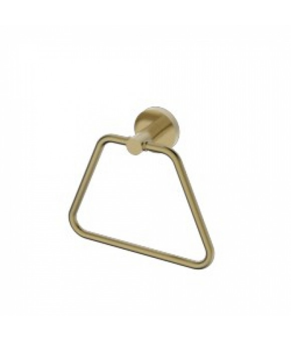 4101 Держатель полотенца KAISER бронза (латунь)