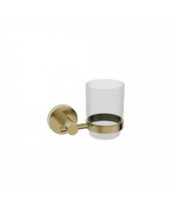 4105 Держатель стакана(стекло) KAISER бронза (латунь)