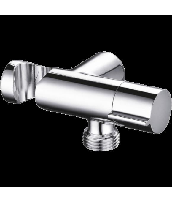 GZ 5175  Смеситель для биде с подключением для душевого шланга и держателем для душа