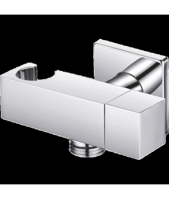 GZ 5179  Смеситель для биде с подключением для душевого шланга и держателем для душа