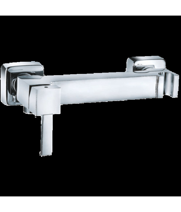 GZ 12201  Смеситель для биде с подключением для душевого шланга и держателем для душа