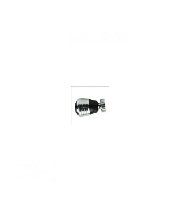 DK-566B  аэратор  пластиковый шарнирный внутренняя резьба