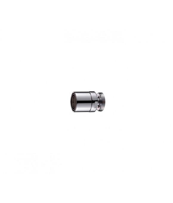 DK- 368  аэратор металлический шарнирный наружняя резьба