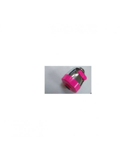 DK-766C  аэратор цветной розовый
