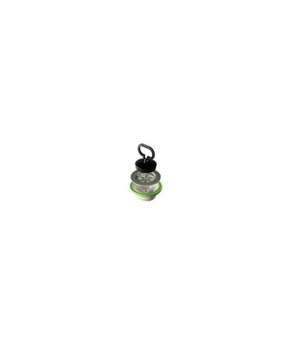 DK-817 1/2  выпуск ДЛЯ РАКОВИН с пробкой пластиковый