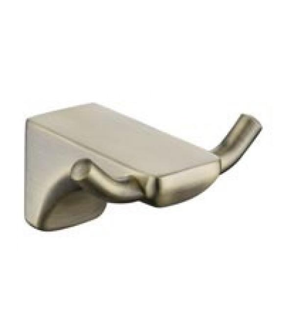 4502 Крючок двойной KAISER бронза (нерж)