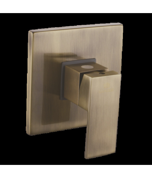 GZ 5103D  Смеситель встроенный квадратный