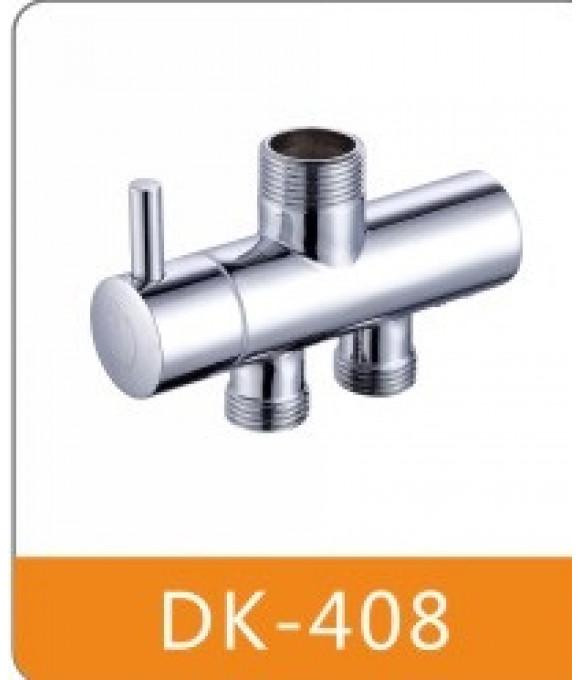 DK-408  Кронштейн для лейки (пластиковый)