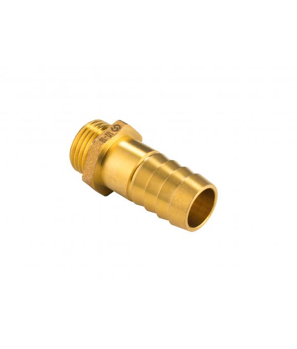 BF.581.04-D14 Штуцер для шланга с наружной резьбой 1/2*14 mm