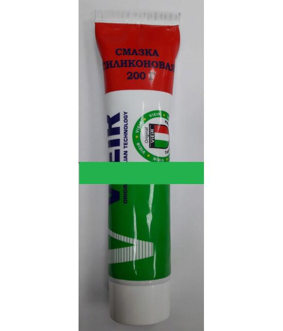 Смазка силиконовая  200г.  ViEiR  (24/1шт)